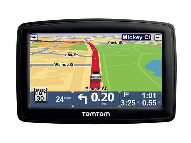 """TomTom 4.3"""" GPS Navigation"""