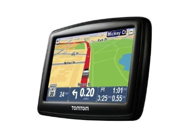 "TomTom 5.0"" GPS Navigation w/ Lifetime Map Updates"