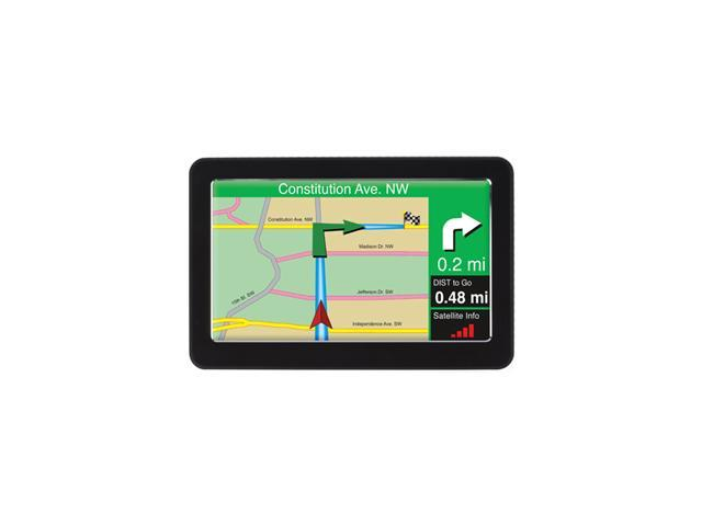 "TeleType 5.0"" Truck Routing GPS Navigation"