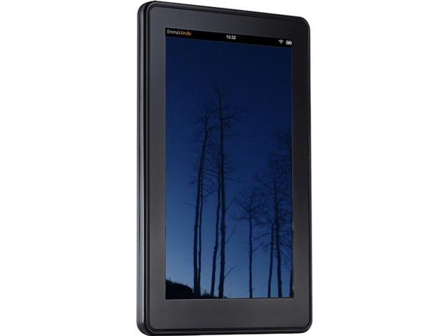 Amazon Kindle Fire TI OMAP4430 512 RAM Memory 8GB internal storage, approximately 5.5GB available for user content 7.0