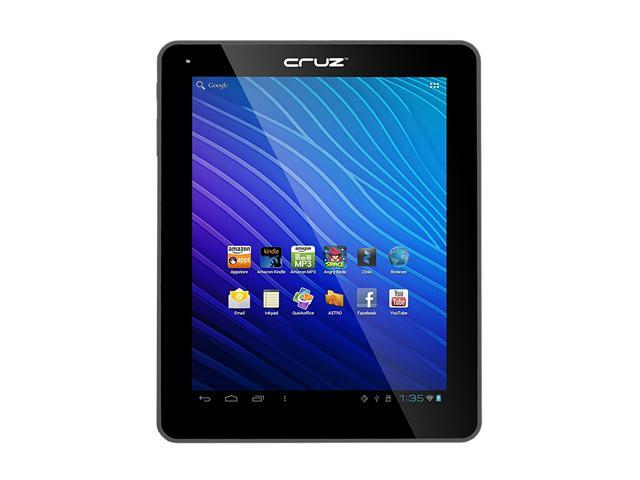 "Velocity Micro Cruz T510 10"" Android Tablet"