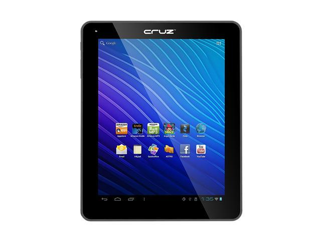 "Velocity Micro Cruz T508 7.0"" Android Tablet"