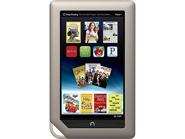 "Barnes & Noble BNTV250A 7.0"" Tablet"