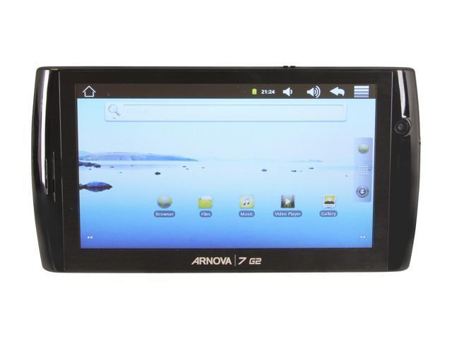 Archos Arnova 7 G2 501778 4GB Flash Memory 7.0