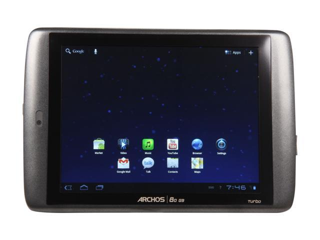 Archos 80 G9 TURBO ARM Cortex-A9 250 GB 8.0