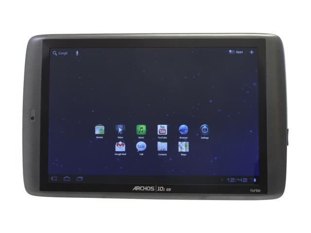 Archos 101 G9 TURBO ARM Cortex-A9 16GB Flash 10.1