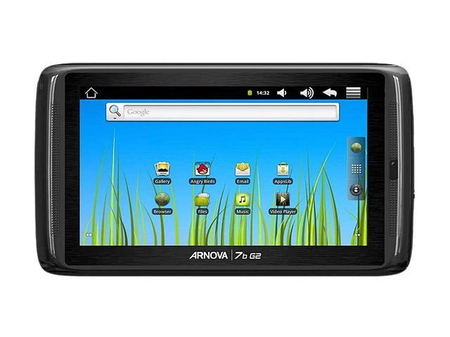 Arnova 7b G2 ARM Cortex-A8 512MB RAM Memory 4GB Flash 7.0