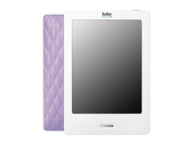 Kobo eReader Touch Edition - Lilac (Lavender) N905-KBO-L