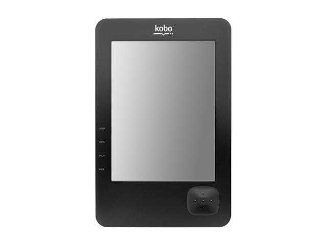 Kobo Wireless eReader - Black N647-KBU-B