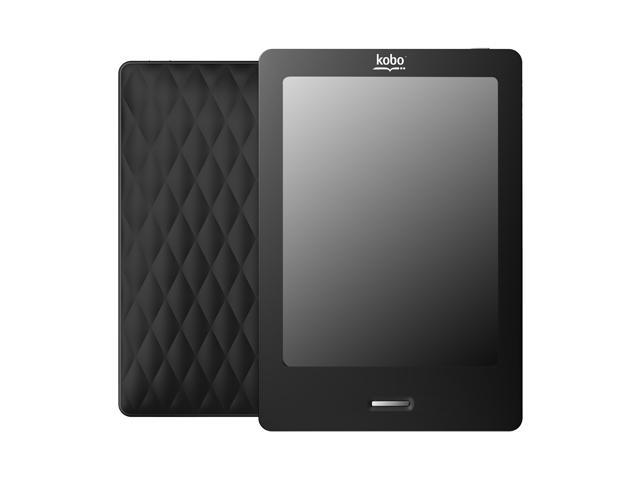 Kobo Touch with Offers (Black) N905B-K3S-B