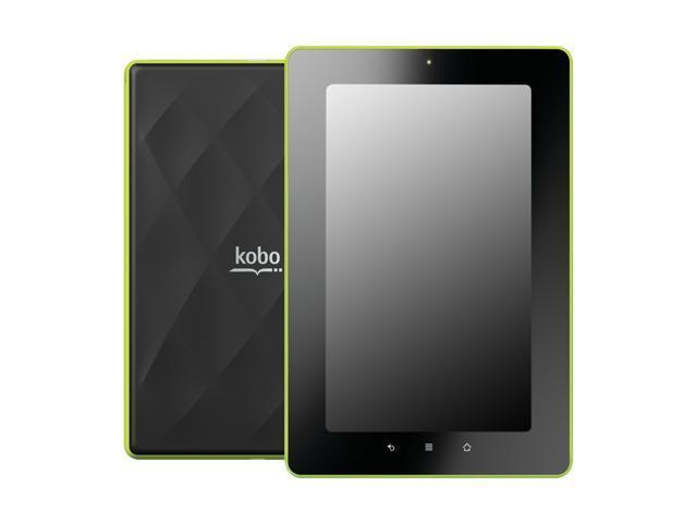 """Kobo K080-KBO-G 8G Flash 7.0"""" Vox eReader - Green"""