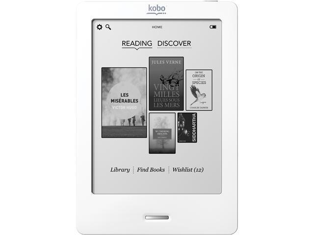 Kobo eReader Touch Edition, Blue - N905-KBO-S