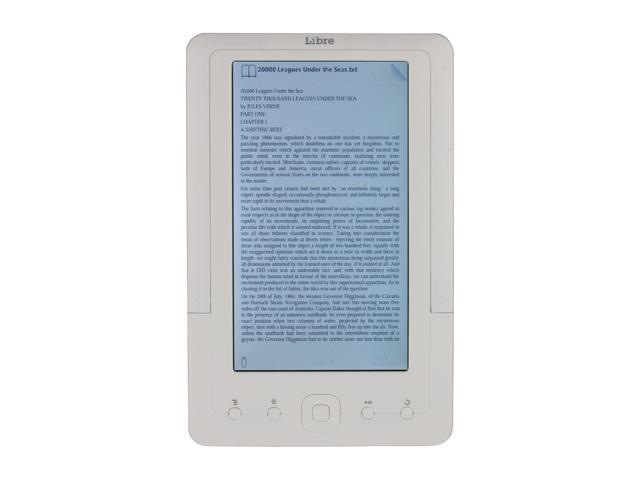 Aluratek E-Book Reader AEBK07FS