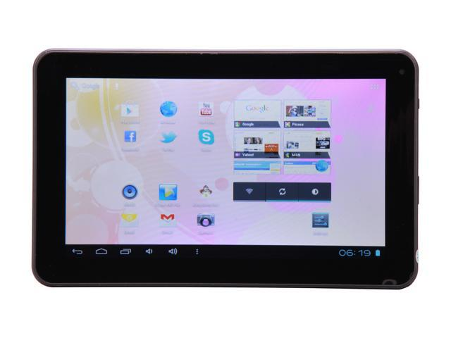 "iView iView-900TPCII 8 GB 9"" Capacitive Touch Screen Dual Camera Super Slim Capacitive Tablet PC"