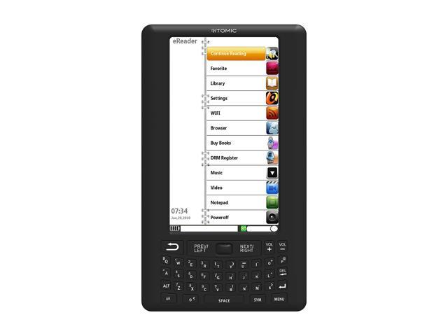 iTomic E-Book Reader IEBR7C