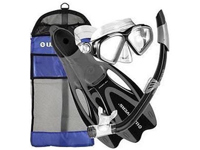 U.S. Divers (Aqua Lung America) CozumelSeabreezeGearBagBlkSM