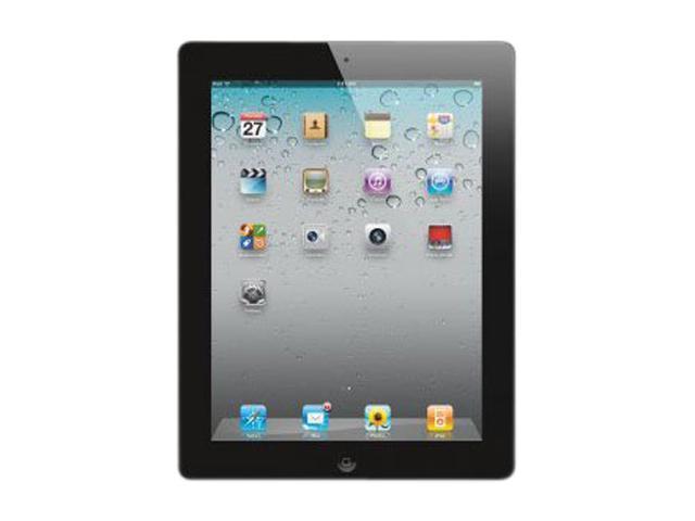 "Apple iPad 2 32GB Storage 9.7"" with Wi-Fi + 3G for Verizon - Black"