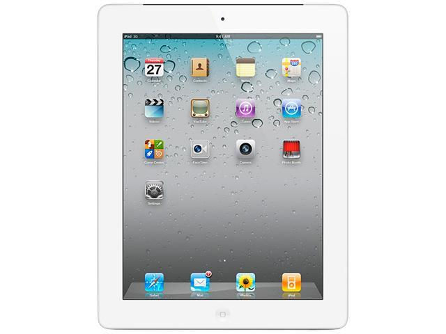 "Apple iPad 2 64 GB 9.7"" with Wi-Fi - White"