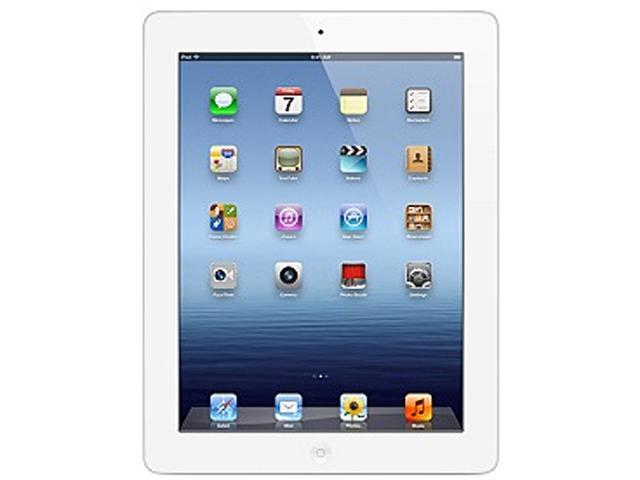 Apple The new iPad 3rd Gen (16 GB) with Wi-Fi – White – Model #MD328LL/A