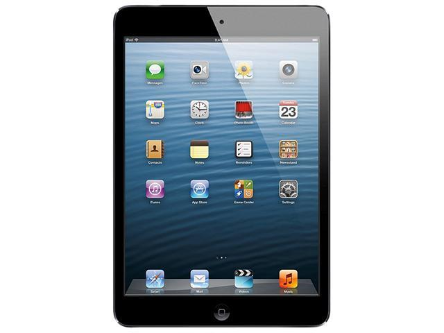 Apple iPad mini (64 GB) with Wi-Fi - Black/Slate - Model #MD530LL/A