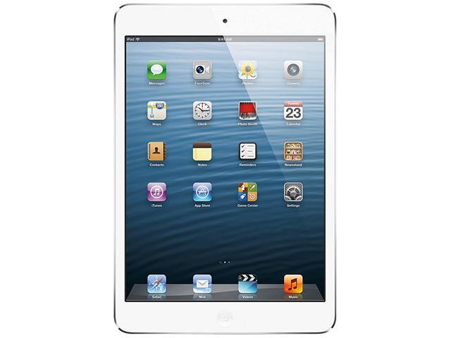 "Apple MD533LL/A 64GB flash storage 7.9"" iPad Mini With Wi-Fi - White & Silver"
