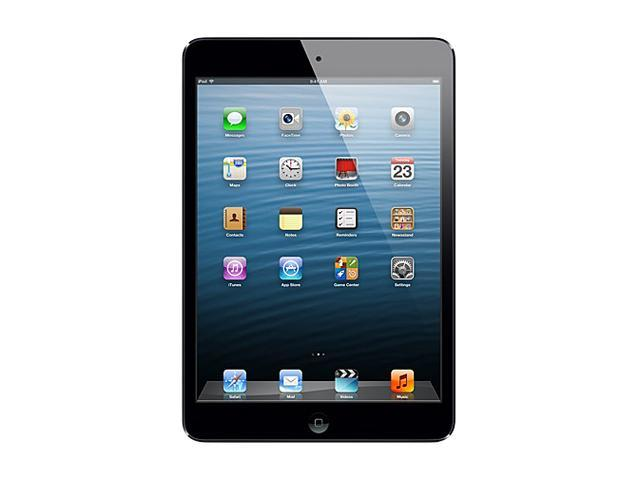 "Apple MD536LL/A 64GB flash storage 7.9"" iPad Mini With Wi-Fi+Cellular for AT&T- Black & Slate"