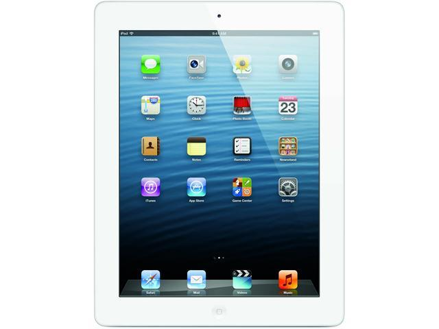 Apple iPad with Retina Display 4th Gen (16 GB) with Wi-Fi ��� White ��� Model # MD513LL/A