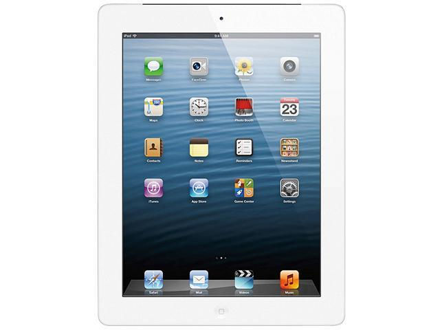 "Apple MD520LL/A 32GB flash storage 9.7"" iPad with Retina Display Wi-Fi+Cellular for AT&T - White"
