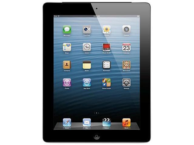 Apple iPad (4th Gen) 32GB Wi-Fi with Retina Display - Black | MD511LL/A