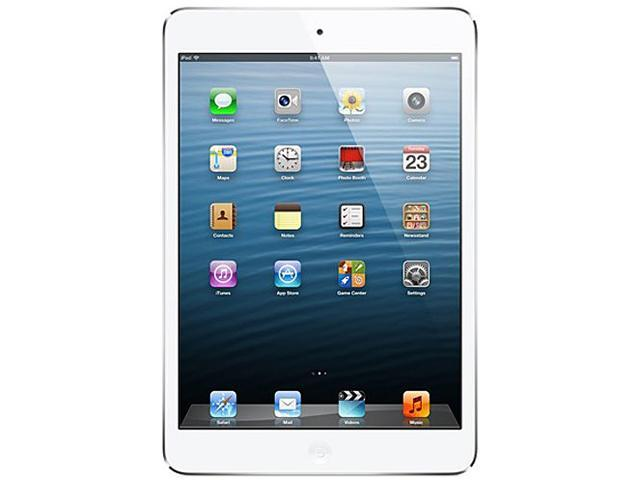 "Apple MD533LL/A 64 GB 7.9"" iPad Mini With Wi-Fi - White & Silver"