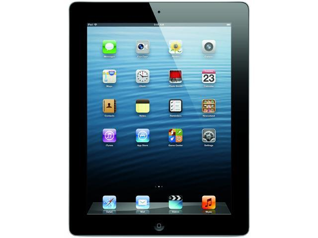 Apple ME392LL/A 128 GB 9.7 Retina Display iPad with Retina Display, 128GB, Wi-Fi, Black