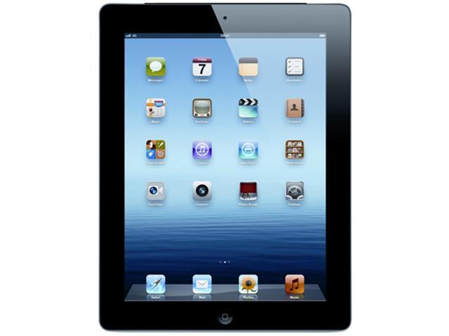 "Apple The New iPad MD366LL/A 16 GB 9.7"" Tablet (Grade A) - AT&T and WiFi"
