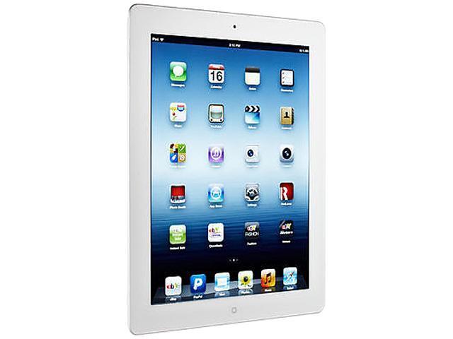 """Apple The new iPad CLD-RRIPAD3-16WVZ-BK 16 GB 9.7"""" Wi-Fi + Verizon 4G - Grade B"""