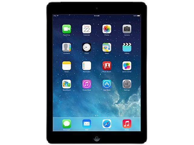 Apple iPad Air MD785LL/A Apple A7 1 GB Memory 16 GB 9.7