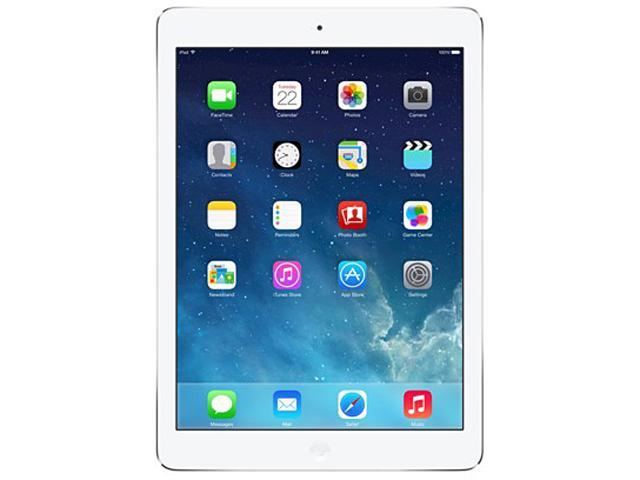 Apple iPad Air MD788LL/A Apple A7 1 GB Memory 16 GB 9.7