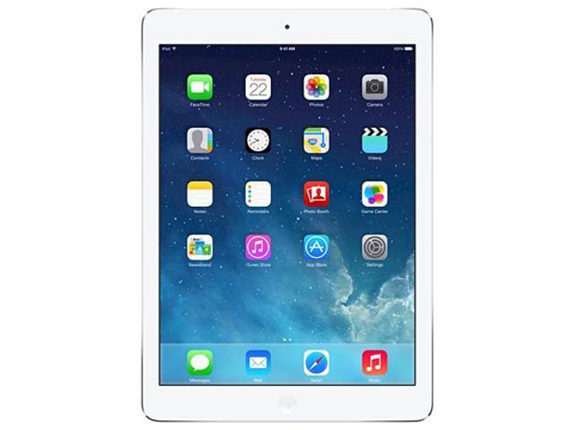 Apple iPad Air MD789LL/A (32GB, Wi-Fi, White with Silver) OLD VERSION