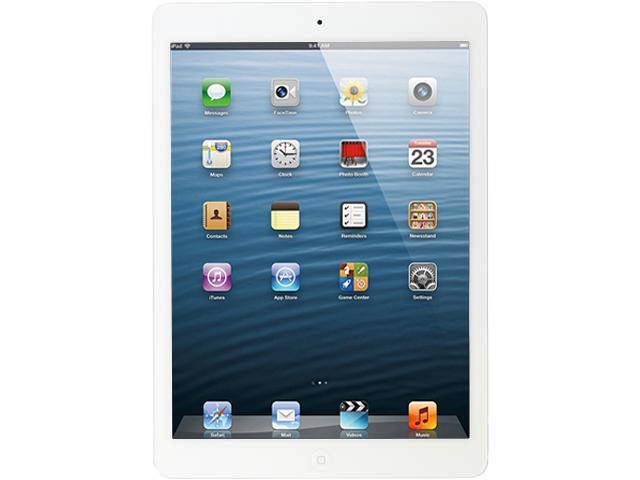 """Apple iPad Air ME906LL/A 128 GB 9.7"""" Tablet WiFi Only"""