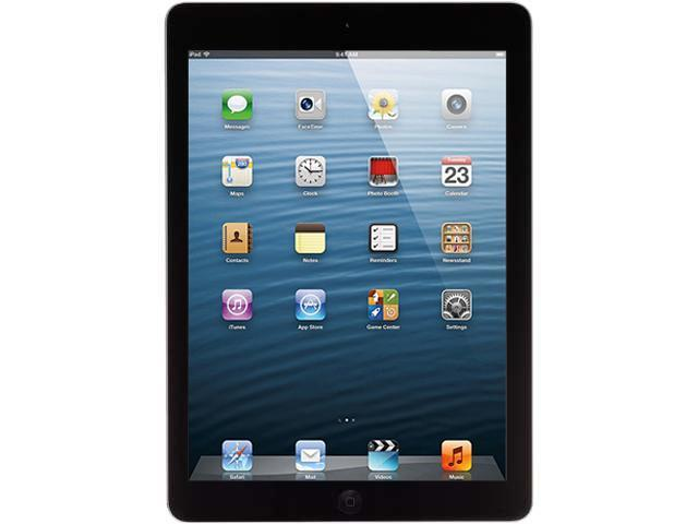 Apple iPad Air iPad Air Apple A7 1 GB Memory 32 GB 9.7