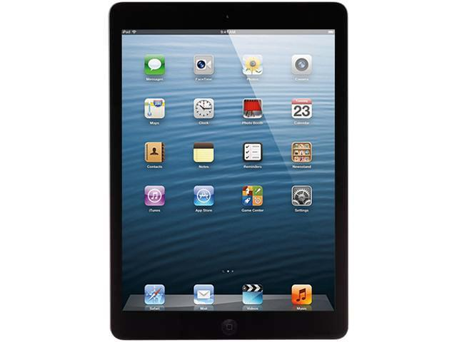 Apple iPad Air MF009LL/A Apple A7 1 GB Memory 9.7