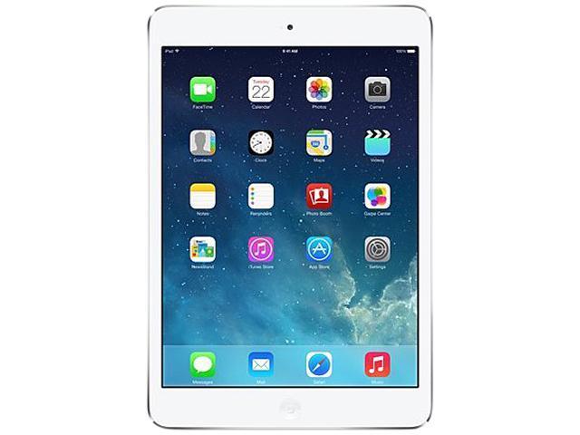 Apple iPad mini with Retina Display ME279E/A (16GB, Wi-Fi, White with Silver)