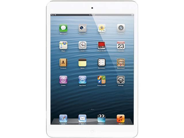 Apple iPad mini with Retina Display ME280LL/A (32GB, Wi-Fi, White with Silver)