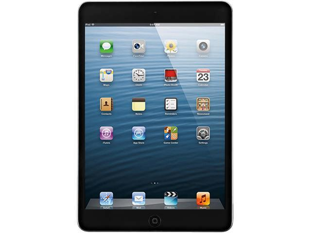 Apple iPad mini with Retina display - Wi-Fi - 128GB - Space Gray - Retail