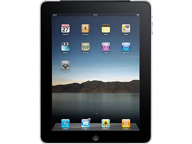 "Apple iPad MB394LL/A-R-A 16GB Flash 9.7"" Tablet PC"