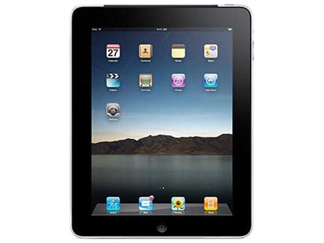 """Apple iPad 64 GB 9.7"""" with Wi-Fi + 3G ATT Version"""