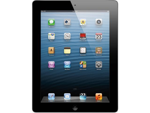 "Refurbished: Apple iPad MD511LL/A Apple A6 1 GB Memory 32 GB Flash Storage 9.7"" Touchscreen iPad with Retina Display Wi-Fi - Black - Grade B iOS 6"