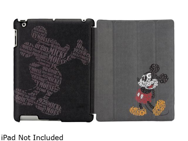 Disney Word Play IP1744 Hard Case & Cover for iPad with Retina Display & iPad 2 - Mickey