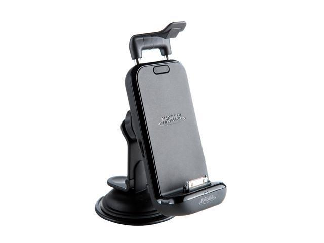 MAGELLAN Premium Car Kit w/ Built-in GPS Receiver  for iPhone
