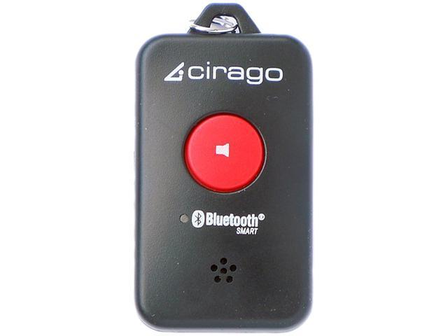 Cirago iAlertTag for iPhone/iPad (Black) IAT1000