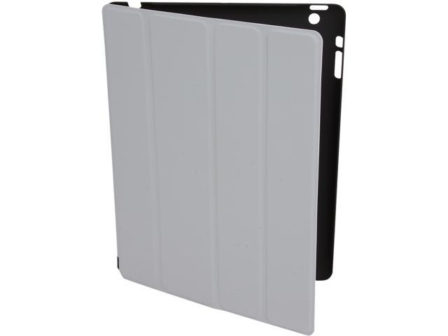 Cirago Gray NuCover Case for iPad 2/The New iPad