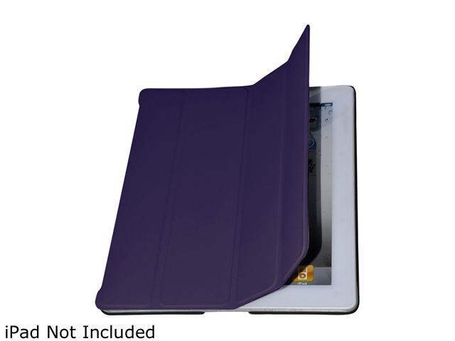 Cirago Purple NuCover Case for iPad Model IPC3004PUR